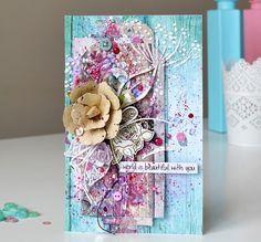 Card by Tatiana Yemelyanenko