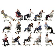 This chair is super comfy. Generation by Knoll®