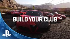DRIVECLUB E3 2014 Trailer | UI & Features