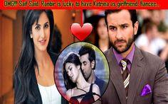 Khush Kismat Hai Ranbir Jo Katrina Unki Premika Hai : Saif Ali Khan  Read full Story:- http://nyoozflix.in/bollywood-gossip/katrina-he-ranbir-ki-premika/  #Bollywood