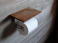 【楽天市場】INTERIOR> 壁面収納> wood paper holder/ウッドペーパーホルダー:a.depeche
