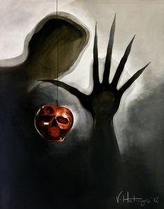 skull aplle