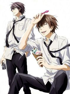 Takano x Onodera Absolutely LOVE THIS COUPLE!!