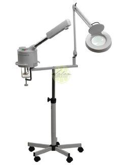 2 IN 1 MAGNIFYING LAMP FACIAL STEAMER PRO Grade BEAUTY SALON SPA Equipment $142.99