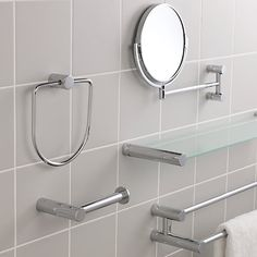 Buy Samuel Heath Xenon Bathroom Range Online at johnlewis.com