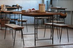 FACT WORK TABLE ファクト ワークテーブル | リグナ東京