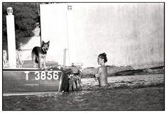 Brigitte Bardot nell'estate del 1974 © Daniel Angeli / Agence Angeli