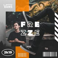 "Ryan Rivaldo Vierra di Instagram ""FREZZEE #vans #black #outfit #instagram #design #cool #bogor #indonesia #travel #9gag"" Typography Poster Design, Graphic Design Posters, Graphic Design Illustration, Foto Instagram, Instagram Design, Cool Poster Designs, Desing Inspiration, Album Design, Social Media Design"