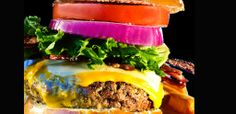 Our burgers are crafted with the finest beef on the planet. We only use grain-fed cattle; all natural, no hormones, fillers or antibiotics, and most importantly they run free in the fields. Our prime beef is dry aged (the amount of time is a closely guarded secret), blended and ground fresh. @BGRBurgerJoint