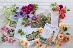 Floret founder Erin Benzakein featured in Magnolia Journal Magazine