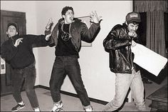 Quoted: The Beastie Boys on where they got the name