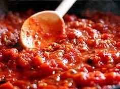 Billede af Tomatsauce fra Verdens Lækreste Opskrifter