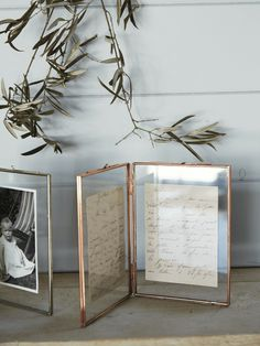 Tired of doing the same-old, same-old? Here are some super personal out-of-the-box ideas for things you can frame.