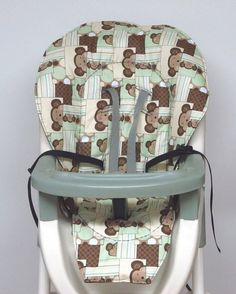 Download Graco High Chair Cover Pattern Free