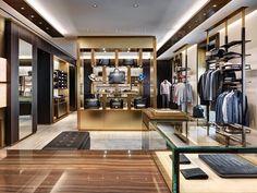 Brioni Flagship Store Milano, Milan, 2014 - Park Associati