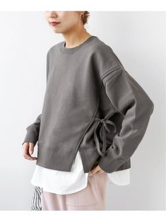 Lounge Wear, Knitwear, Ruffle Blouse, Street Style, My Style, Sweatshirts, Womens Fashion, Casual, How To Wear