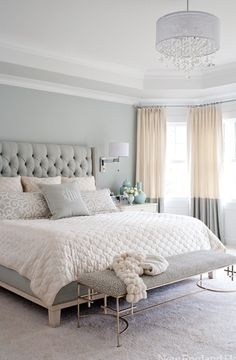 Luxury bedroom⭐indeed! Does anyone else love this bedroom?! :-)