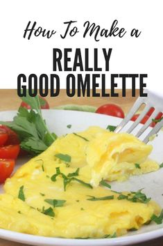 How to make a really good omelette #omelette #eggs #howto #cookingskills #breakfast #brunch #healthy #cleaneating