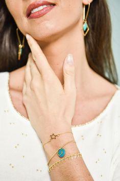 #photographie #photography #bijoux #creatrice #cuir #creation #faitmain #modele #photo #manon #debeurme #photographe #photographer Manon, Creations, Bracelets, Gold, Jewelry, Fashion, Handmade, Leather, Photography