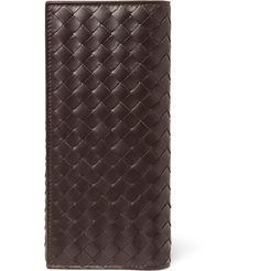Bottega Veneta Intrecciato Leather Chest Pocket Wallet | MR PORTER