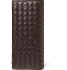 Bottega Veneta Intrecciato Leather Chest Pocket Wallet | MR PORTER