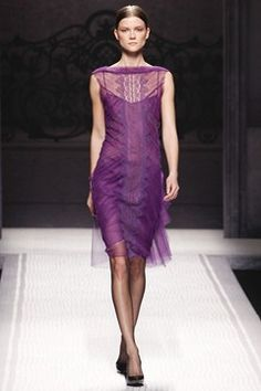 The Power of Purple - autumn/winter 2012-13 (Vogue.com UK)