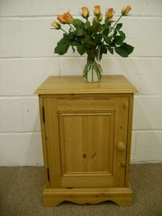 PINE CUPBOARD QUALITY MADE ITEM IN SUPERB CONDITION -  W 45 - D 36 - H 61 CM - £95 http://www.drabtofabfurniture.co.uk/