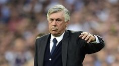 """""""If we lose, I'll cry and not look at the game."""" Carlo Ancelotti will be watching El Clasico on Saturday…possibly. Carlo Ancelotti is planning to be one… Fifa, Carlo Ancelotti, Losing Me, Real Madrid, Crying, Lost, Dan, Bavaria"""