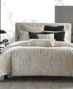 Hotel Collection Emblem Bedding Collection - Bedding Collections - Bed & Bath - Macy's