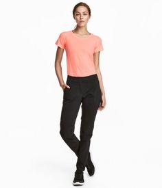 Outdoor Pants | Black | Women | H&M US