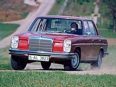 #Mercedes Benz W114 #MercedesBenzofHuntValley