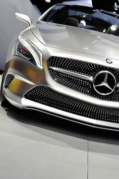 Mercedes OMG would love this car