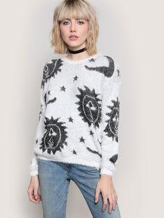 Celestial Sweater - Gypsy Warrior