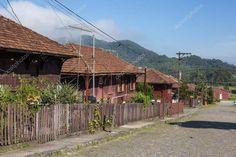 Paranapiacaba, distrito de Santo André (SP) - vila ferroviária