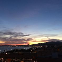 Toma ya! Que puesta del sol!!! #enamoradoconmallorca #mallorcagram #mallorca