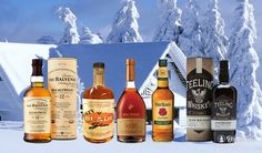 5 Emergency Spirits Every Snowed-In Home Should Have