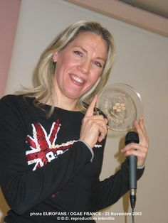 """Corinne Hermès, winner of the Eurovision Song Contest 1983 with """"Si la vie est cadeau"""" for Luxembourg Eurovision Songs, Luxembourg, Halle, Hall"""