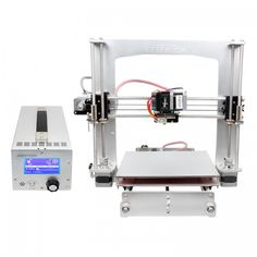 GeeeTech Prusa i3 A Pro 3D printer DIY kit This Prusa I3 A pro 3D printer is streamlined and optimized based on the previous Geeetech Prusa Aluminum I3 3D printer. This Prusa I3 A pro has the followin