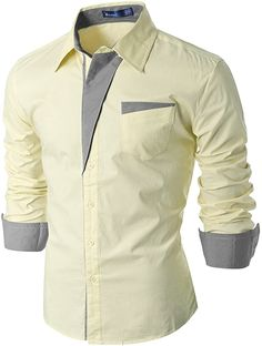 Stylish Shirts, Stylish Men, Casual Button Down Shirts, Cool Shirts, Best Dress Shirts, Shirt Dress, Traditional African Clothing, Designer Suits For Men, Slim Man