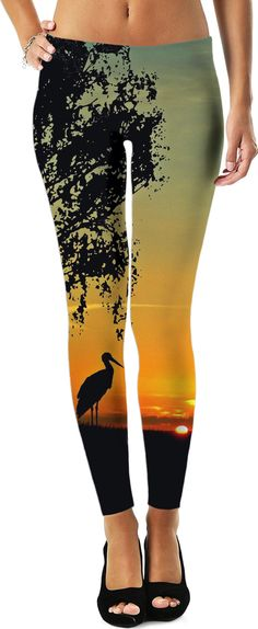 Check out my new product https://www.rageon.com/products/heron-at-sunset-4 on…