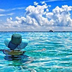 Caribbean Sea - love this!...