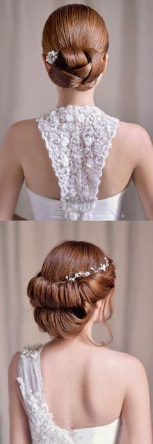 Bridal Hair Lookbook: Unique Inspirations For Your Big Day | Fashion Style Mag | Page 53