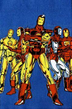 Iron Man — Bob Layton