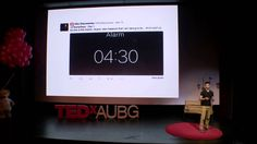 How waking up every day at 4.30am can change your life | Filipe Castro Matos | TEDxAUBG - YouTube