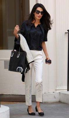 Amal Alamuddin is just every female lawyers goals.