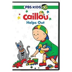 . - Caillou: Caillou He Out