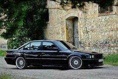 Chevrolet Corvette C4, Custom Muscle Cars, Custom Cars, Bmw Vintage, Luxury Automotive, Bmw Alpina, Bmw Classic Cars, Bmw 7 Series, Engin