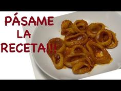 Calamares en Salsa Americana en Monsieur Cuisine Connect - YouTube Lidl, Bacon, Breakfast, Youtube, Food, Cooking Recipes, Food Processor, Thermomix, Meal