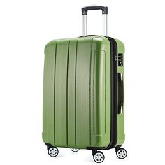 32def77a02d Amazon.com   Fochier Luggage 3 Piece Expandable Spinner Set with TSA Lock    Luggage