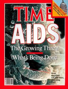 The outbreak of aids in 1980's. AIDS appears in the late 70s, became a major problem across the globe by the 1980s.